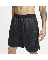 9728b740b4a5 Nike Jordan Lux Shorts in Black for Men - Lyst