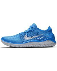 Nike - Free Rn Flyknit 2018 Women's Running Shoe - Lyst