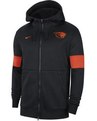 Nike - College Therma (oregon State) Full-zip Hoodie - Lyst