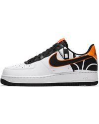 Lyst Nike Air Hombres Force 1 07 Hombres Air Zapato En Gris Para Hombres 7ab356