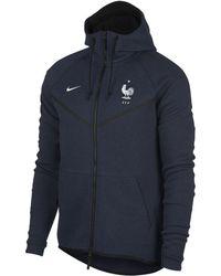 Nike - Fff Tech Fleece Windrunner Jacket - Lyst