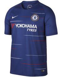 Nike - 2018/19 Chelsea Fc Stadium Home Football Shirt - Lyst