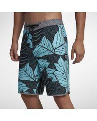 """Nike - Shorts da surf 20""""Hurley Phantom Sig Zane - Lyst"""