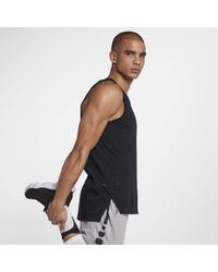 Nike - Maglia da basket senza maniche Breathe Elite - Lyst