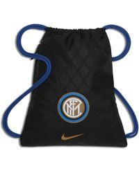 bb4c60049d Nike - Sac de football Inter Milan Stadium - Lyst