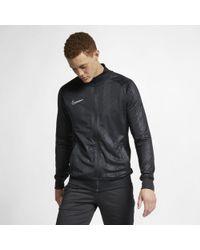 5708b0d2f Nike Chelsea Fc Franchise Men's Soccer Jacket in Blue for Men - Lyst