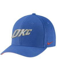 ebc408458e8 Nike - Oklahoma City Thunder City Edition Classic99 Nba Hat (blue) - Clearance  Sale