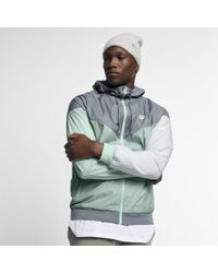 37bb588c70 Nike Sportswear Windrunner Men s Jacket in Blue for Men - Lyst