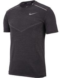 Nike - Techknit Ultra Short-sleeve Running Top - Lyst