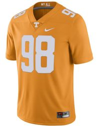 online store fdfd6 09c3a Lyst - Nike Gridiron Grey (tennessee) Men's Football Jersey ...