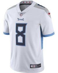 on sale 400ae 33193 Lyst - Nike Nfl Tennessee Titans (marcus Mariota) Men's ...