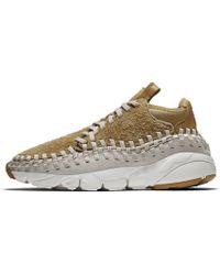 Nike - Air Footscape Woven Chukka Qs Shoe - Lyst