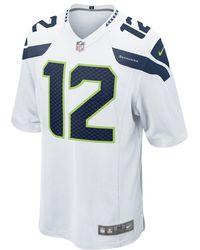6e70c0cafa2 Nike - Nfl Seattle Seahawks (fan) Men s Football Away Game Jersey - Lyst