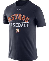 World Astros Series Shirt mlb Champions Nike Men's T 2017 Lyst tqEYY