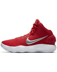 1cc9b637216 Hot Nike - Hyperdunk 2017 (team) Women s Basketball Shoe - Lyst
