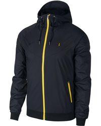 Nike - Manchester City Fc Windrunner Jacket - Lyst