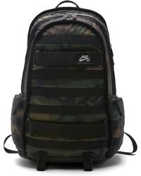 2711d3438a Lyst - Nike Vapor Elite Graphic Baseball Bat Backpack (grey) for Men