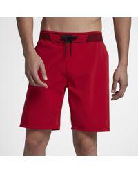 """Nike - Shorts da surf 18""""Hurley Phantom Hyperweave - Lyst"""
