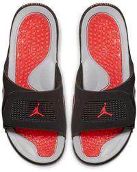 best website 17f23 45381 Nike - Jordan Hydro 4 Retro Slide - Lyst