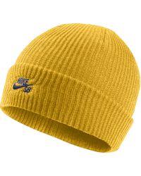 f76b02b70378 Nike - Sb Fisherman Knit Hat - Lyst