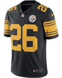steelers color rush jersey nike