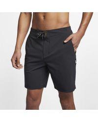 Nike - Hurley Phantom Pierbowl Beachside Herren-Boardshorts (ca. 46 cm) - Lyst