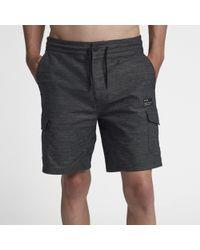 Nike - Hurley Breathe Cargo-Shorts für Herren (ca. 48 cm) - Lyst