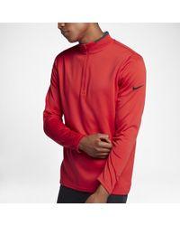 Nike - Dry Half-zip Men's Long Sleeve Golf Top - Lyst