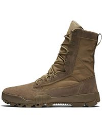 "Nike - Sfb Jungle 8"" Leather Boot - Lyst"
