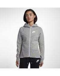 d8567232efad9 Nike - Sportswear Tech Fleece Windrunner Full-zip Hoodie - Lyst