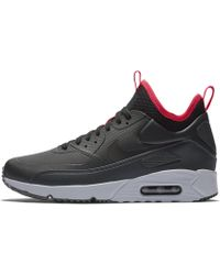965c2de9c5c7 ... sneakers ab91a 6e64c  cheap nike air max 90 ultra mid winter shoe lyst  441f0 c9509
