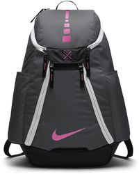 dcd8178a6c56b Nike - Hoops Elite Max Air Team 2.0 Basketball Backpack (black) - Lyst