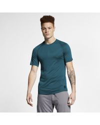 Nike - Pro Short-sleeve Top - Lyst