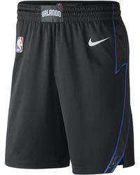 Nike - Short NBA Orlando Magic City Edition Swingman pour Homme - Lyst