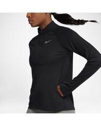 Nike - Essential Running Top - Lyst