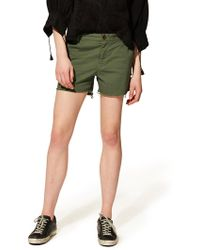 Nili Lotan - Carpenter Short (final Sale) - Lyst
