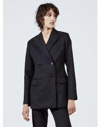 Nili Lotan - Leander Wool Jacket - Lyst
