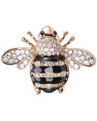 Nina - Honeybee Brooch - Lyst