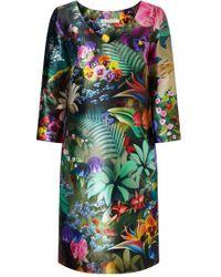 Mary Katrantzou - Shea Printed Dress - Lyst