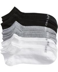 Zella - 6-pack Liner Socks - Lyst