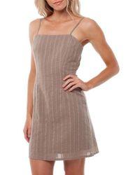 Rhythm - Messina Cover-up Dress - Lyst