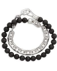 John Hardy | Classic Chain Double Wrap Bracelet | Lyst