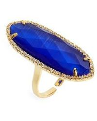 Panacea - Stone Ring - Lyst