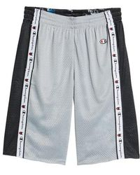 Champion - Reversible Mesh Shorts - Lyst
