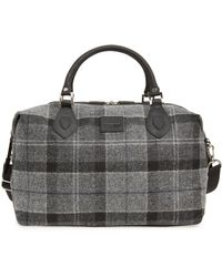 Barbour - Shadow Duffel Bag - - Lyst