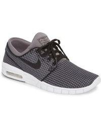 d20a4d4ec8bc30 Lyst - Nike  Stefan Janoski - Max SB  Skate Shoe in Natural for Men