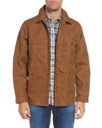 Filson - Tin Cloth Cruiser Jacket - Lyst