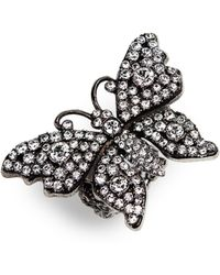 Gucci - Fashion Show Butterfly Ring - Lyst