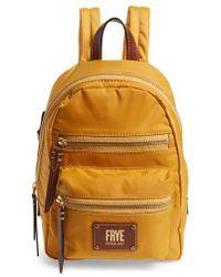 Frye - Mini Ivy Nylon Backpack - Lyst