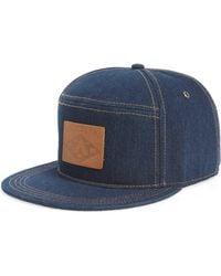537af2ce6f4d44 Timberland Plum Island Baseball Cap - in Blue for Men - Lyst